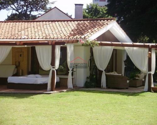 Casa Venta Alquiler Mansa Punta Del Este- Ref: 5518