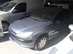 Peugeot 206 5ptas. 1.9d X-line - Serie Limitada