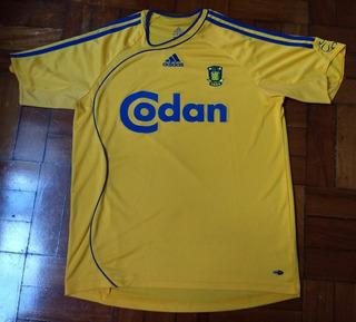 Camisa Brondby Dinamarca 2007 adidas Em Perfeito Estado