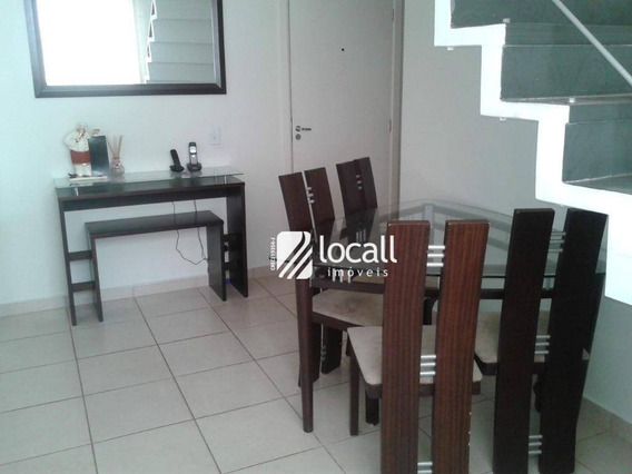 Apartamento Com 2 Dormitórios À Venda, 100 M² Por R$ 270.000 - Jardim Yolanda - São José Do Rio Preto/sp - Ap1930