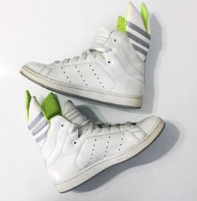 Tênis adidas Originals Trefoil Hi