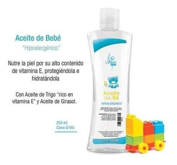 Aceite De Bb Shelo Nabel