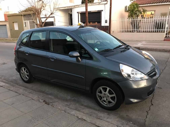 Honda Fit 1.5 Ex At 2006