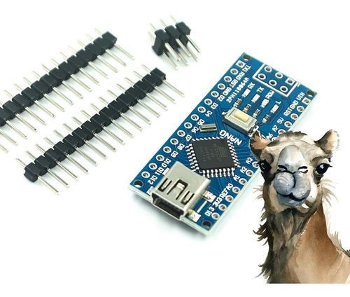 Microcontrolador Arduino Nano Mini Atmega328p