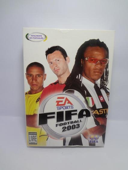 Jogo Game Pc Fifa 2003