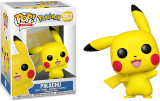 Funko Pop Pokemon Pikachu 100% Original