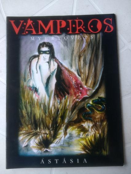 Vampiros Myertovets - Editora Escala