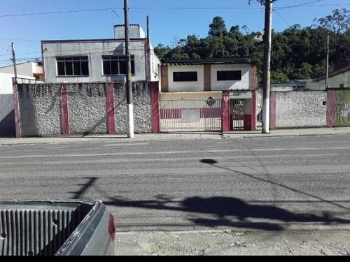 Imagem 1 de 8 de Galpão Para Locação Em Ribeirão Pires