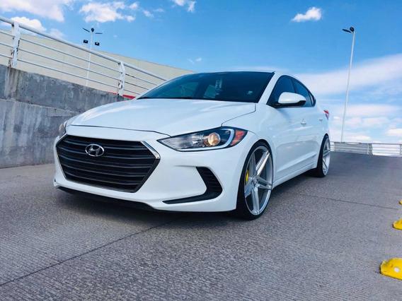 Hyundai Elantra 2.0 Gls Premium At 2017