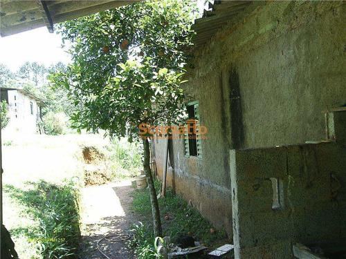Chácara Com 3 Dorms, Itaquaciara, Itapecerica Da Serra - R$ 350 Mil, Cod: 363 - V363