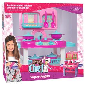 Kit Big Chef Super Fogão B145
