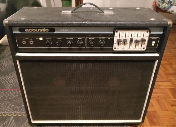 Amplificador De Guitarra Acoustic Modelo 125