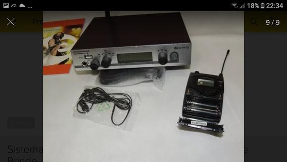 Sennheiser Ew300 Fone Se215