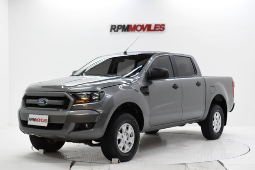 Ford Ranger Dc Xls At 3.2 Diesel 4x2 2016 Rpm Moviles