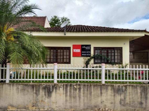 Casa No Centro De Morretes Por R$ 400.000 - Ca0082