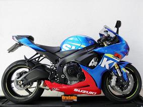 Suzuki Gsxr 750 Srad Moto Gp 2016 Azul