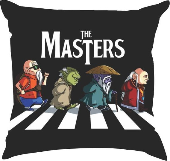 Almofada Beatles Masters