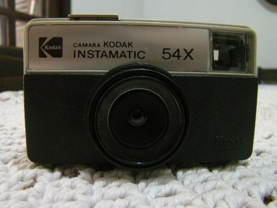 Câmera Fotográfica Klodak Instamátic 54x