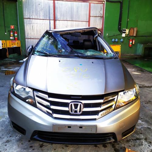 Sucata Honda City Lx 2013 Manual