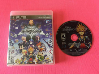 Kingdom Hearts 2.5 Remix Ps3 (game Army)