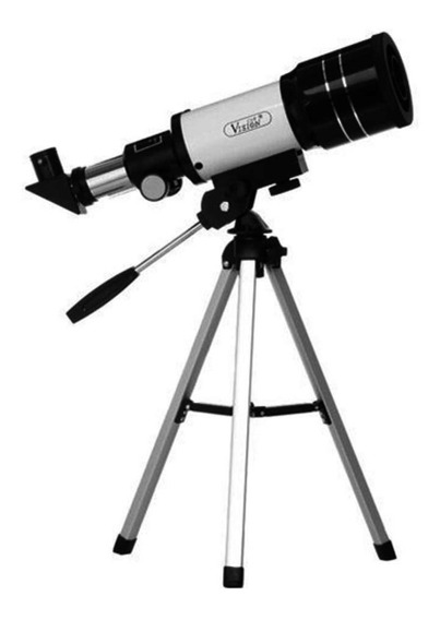 F30070m - Telescópio 70mm C/ Tripé F300 70mm Csr Profissionl
