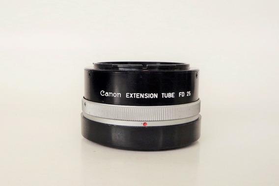 Canon - Tubo De Extensão Fd 25 (p/modelos Analógicos)