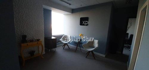 Sala Para Alugar, 110 M² Por R$ 7.150,00/mês - Alphaville Industrial - Barueri/sp - Sa0392