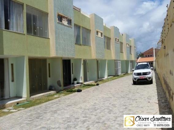 Casa 3 Suítes Praia De Ipitanga - Ca00449 - 33730429