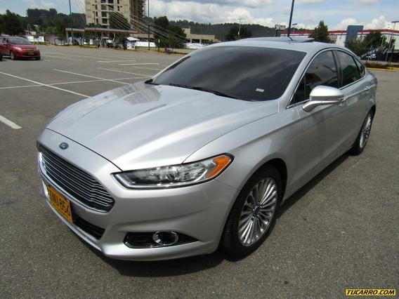 Ford Fusion Titanium Tp 2000cc Aa Ct