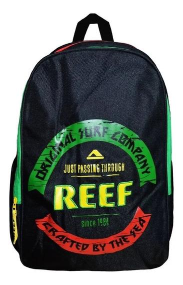 Mochila Reef Rf 611 Urbana Hombre Original