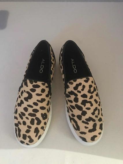 Sneaker Animal Print Aldo