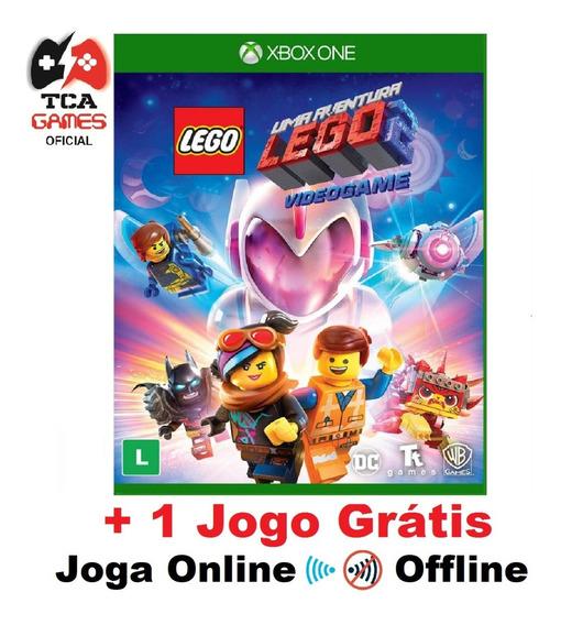Lego Movie Videogame 2 Xbox One Mídia Digital