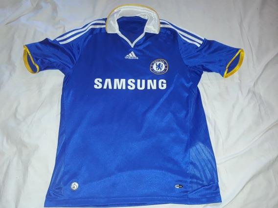Camiseta Ca Chelsea 2008 Xl Origi
