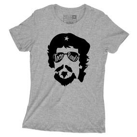 Camiseta Feminina Raul Seixas Toca Raul Camisa Maluco Beleza