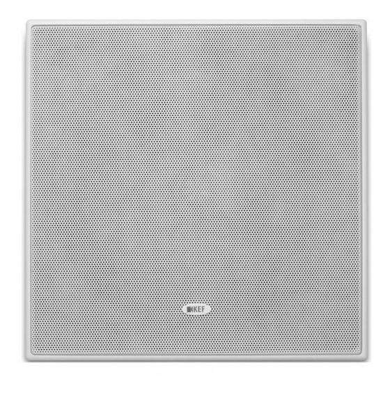 Caixa Acústica De Embutir Kef Ci-160.2 Cs 100w Teto Gesso