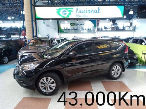 Imagem 1 de 11 de Honda Crv 2.0 Lx 4x2 16v Gasolina 4p Automático