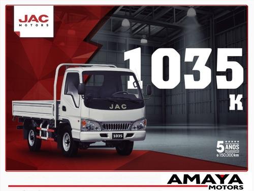 Amaya Camion Jac Hfc 1035 K Abs Precio Iva Inc. U$s 19.290