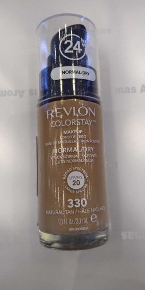 Revlon Maquillaje Colorstay Normal A Seca X30 Ml