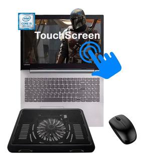 Laptop Lenovo 320 Touch Core I5 8va Quadcore 256gb 8gb + Kit