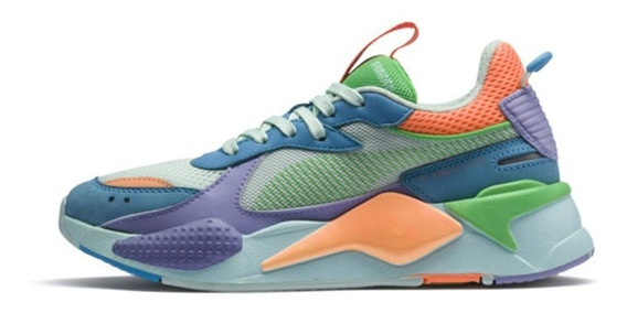 Tenis Mujer Puma Rs X Colors + Obsequio