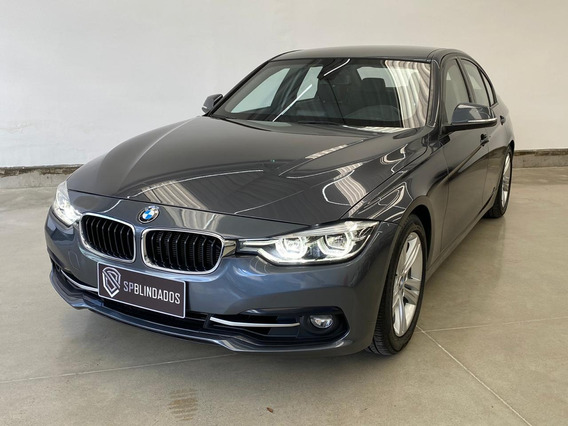 Bmw 320 2017 2.0 Turbo Flex Blindada Concept Niiia