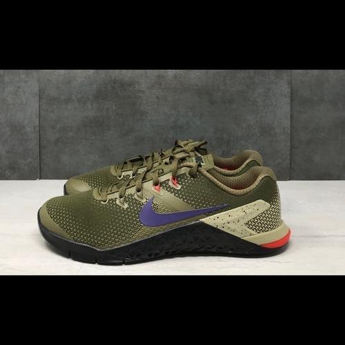 perfil Posicionamiento en buscadores Capilla  Tenis Nike Metcon 4 Verde Militar Hombre   Mercado Libre