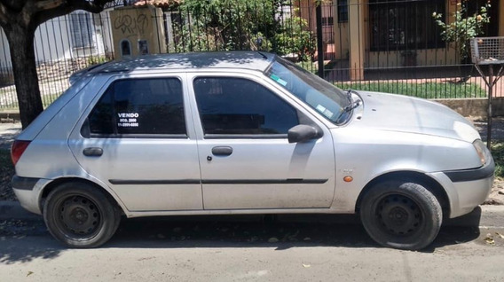 Ford Fiesta Clx 2000 5 Puertas