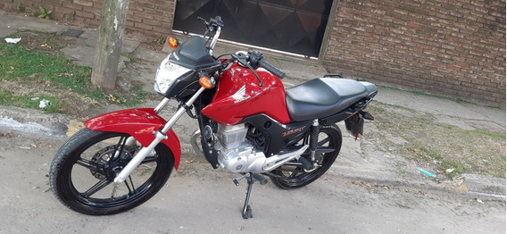 Honda Cg New Titan Impecable *peruto*