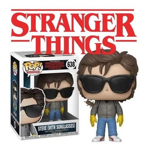 Funko Pop Steve With Sunglasses 638 Stranger Things