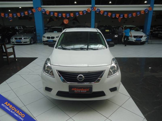 Nissan Versa S 1.6 4p Flex Manual