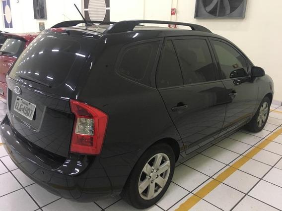 Kia Carens 2.0 Ex 16v Gasolina 4p Aut 2009 7 Lugares Suv