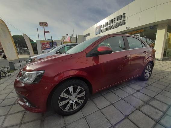 Chevrolet Sonic Premier 1.6l 115hp 2017