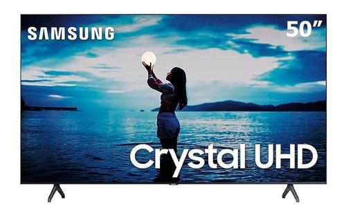 "Tv 50"" Led Samsung 4k - Ultra Hd Smart - Un50tu7020"