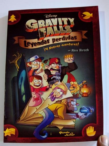 Gravity Falls Leyendas Perdidas En Español